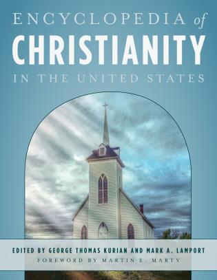 Cover image for the book Encyclopedia of Christianity in the United States, 5 Volumes
