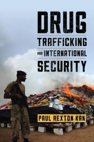 Cover image for the book Drug Trafficking and International Security