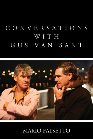 Cover image for the book Conversations with Gus Van Sant