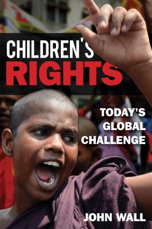 Cover image for the book Children's Rights: Today's Global Challenge