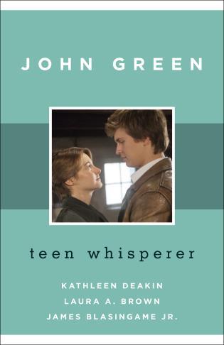 Cover image for the book John Green: Teen Whisperer