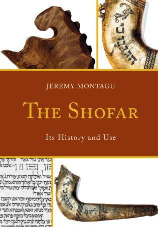 Cover image for the book The Shofar: Its History and Use