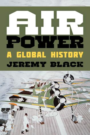 Cover image for the book Air Power: A Global History