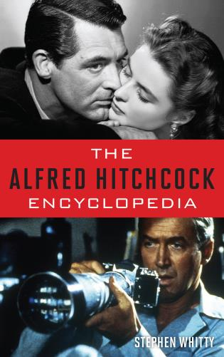 Cover image for the book The Alfred Hitchcock Encyclopedia