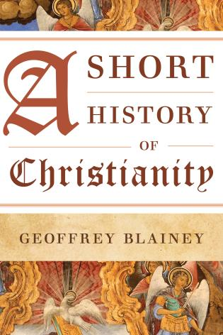 Cover image for the book A Short History of Christianity