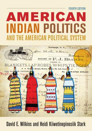 Cover image for the book American Indian Politics and the American Political System, Fourth Edition