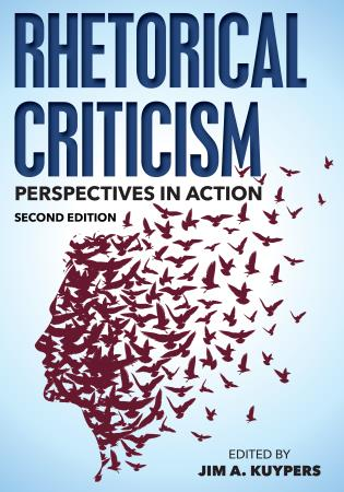 Cover image for the book Rhetorical Criticism: Perspectives in Action, Second Edition