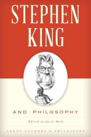 Cover image for the book Stephen King and Philosophy