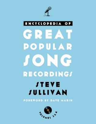 Cover image for the book Encyclopedia of Great Popular Song Recordings, Volumes 3 and 4