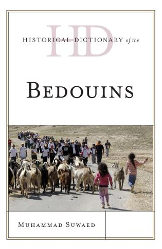 Cover image for the book Historical Dictionary of the Bedouins