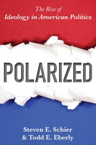 Cover image for the book Polarized: The Rise of Ideology in American Politics