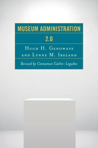 Cover image for the book Museum Administration 2.0