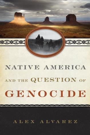 Cover image for the book Native America and the Question of Genocide