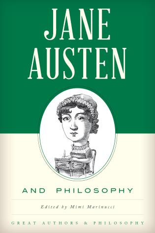 Cover image for the book Jane Austen and Philosophy