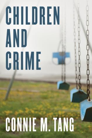 Cover image for the book Children and Crime