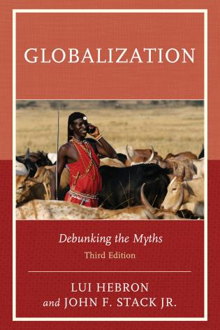 Cover image for the book Globalization: Debunking the Myths, Third Edition