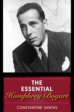 Cover image for the book The Essential Humphrey Bogart