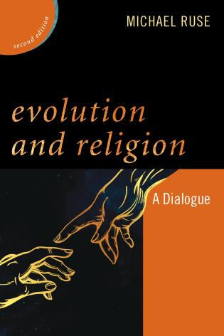 Cover image for the book Evolution and Religion: A Dialogue, Second Edition