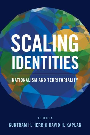 Cover image for the book Scaling Identities: Nationalism and Territoriality