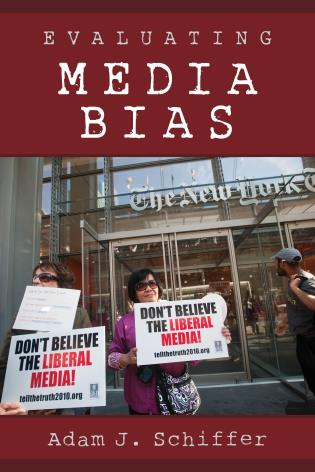 Cover image for the book Evaluating Media Bias