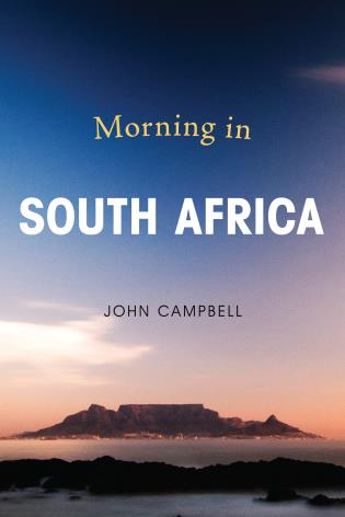 Cover image for the book Morning in South Africa