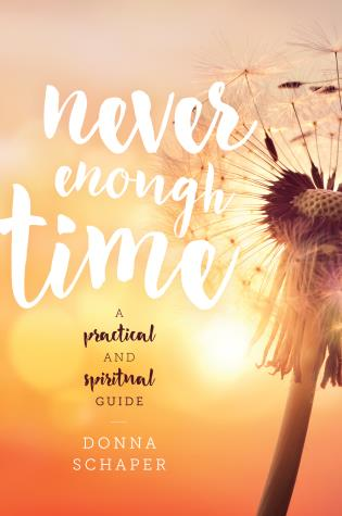 Cover image for the book Never Enough Time: A Practical and Spiritual Guide