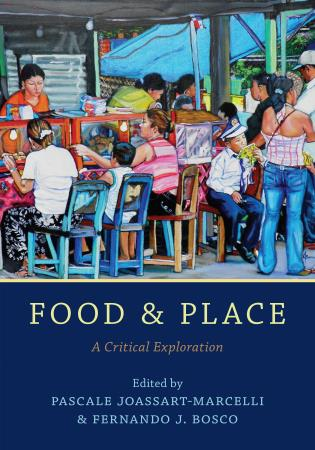 Cover image for the book Food and Place: A Critical Exploration