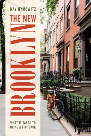 Cover image for the book The New Brooklyn: What It Takes to Bring a City Back