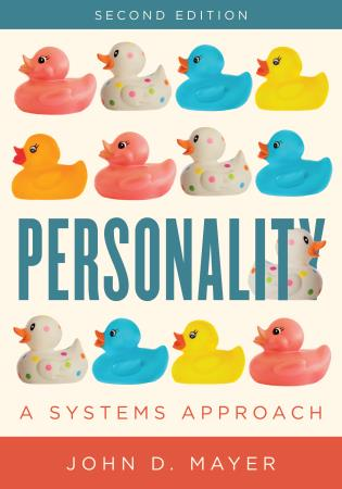 Cover image for the book Personality: A Systems Approach, Second Edition