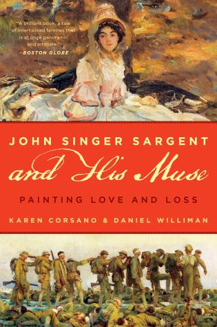 Cover image for the book John Singer Sargent and His Muse: Painting Love and Loss