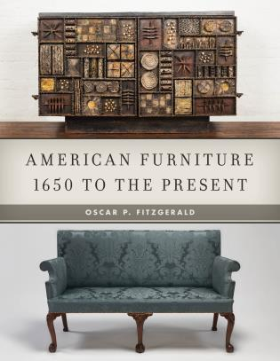 Cover image for the book American Furniture: 1650 to the Present