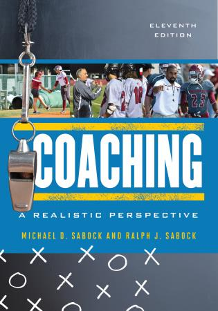 Cover image for the book Coaching: A Realistic Perspective, Eleventh Edition