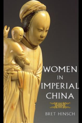 Cover image for the book Women in Imperial China