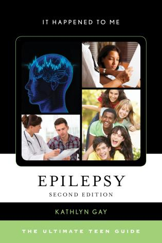 Cover image for the book Epilepsy: The Ultimate Teen Guide, Second Edition