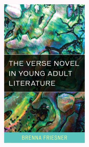 Cover image for the book The Verse Novel in Young Adult Literature