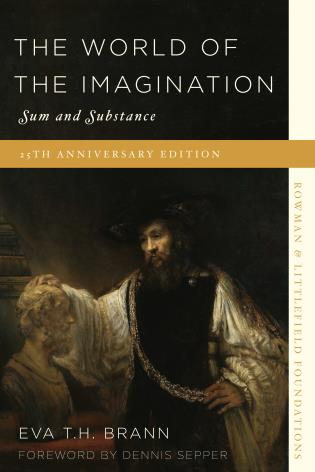 Cover image for the book The World of the Imagination: Sum and Substance, 25th Anniversary Edition