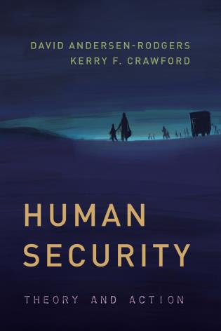 Cover image for the book Human Security: Theory and Action