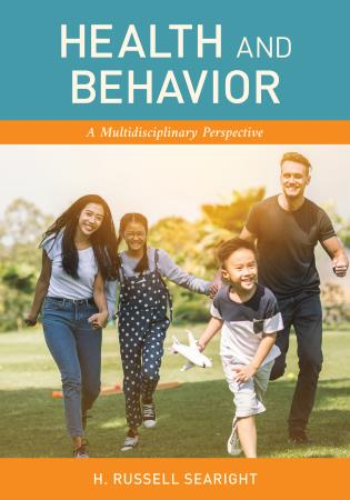 Cover image for the book Health and Behavior: A Multidisciplinary Perspective
