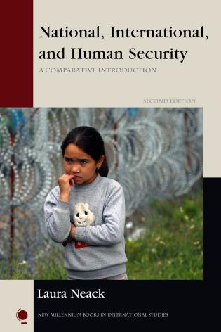 Cover image for the book National, International, and Human Security: A Comparative Introduction, Second Edition