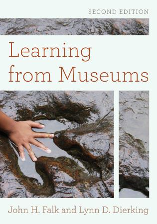 Cover image for the book Learning from Museums, Second Edition