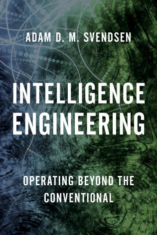 Cover image for the book Intelligence Engineering: Operating Beyond the Conventional