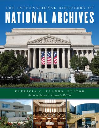 Cover image for the book The International Directory of National Archives