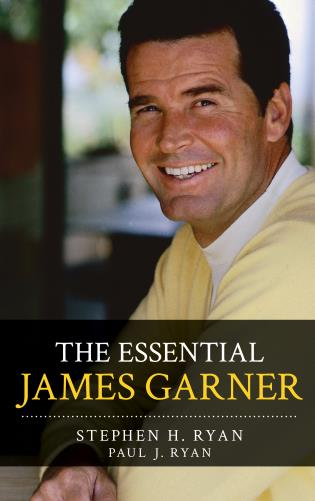 Cover image for the book The Essential James Garner