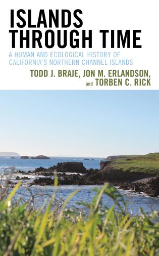 Cover Image of the book titled Islands through Time