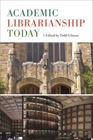 Cover image for the book Academic Librarianship Today