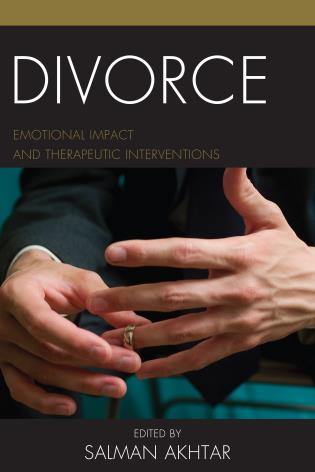 Cover image for the book Divorce: Emotional Impact and Therapeutic Interventions