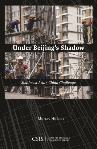 Cover image for the book Under Beijing's Shadow: Southeast Asia's China Challenge