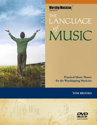 Cover image for the book The Language of Music: Practical Music Theory for the Worshipping Musician