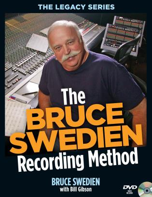 Cover image for the book The Bruce Swedien Recording Method