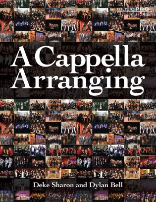 Cover image for the book A Cappella Arranging